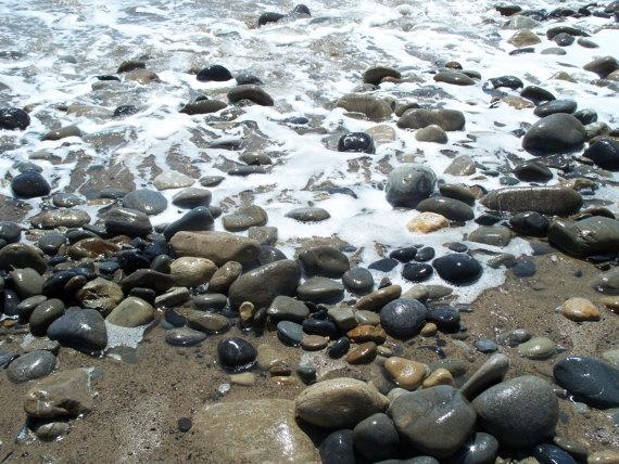 Pebble Beach  Fine Art Photo 8 x 10 by PlaidPearl on Etsy, $20.00