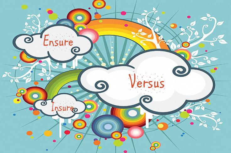 ensure vs insure and assure. These, however, have some utility in the formation of sentences, uses and grammar's play. Let's dive in the phantom of these