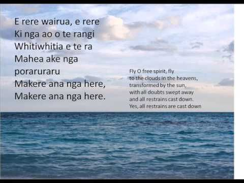 ▶ Purea Nei - Henare Mahanga/Hirini Melbourne - YouTube