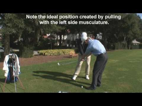 Golf Backswing - Learning How to Rotate - YouTube