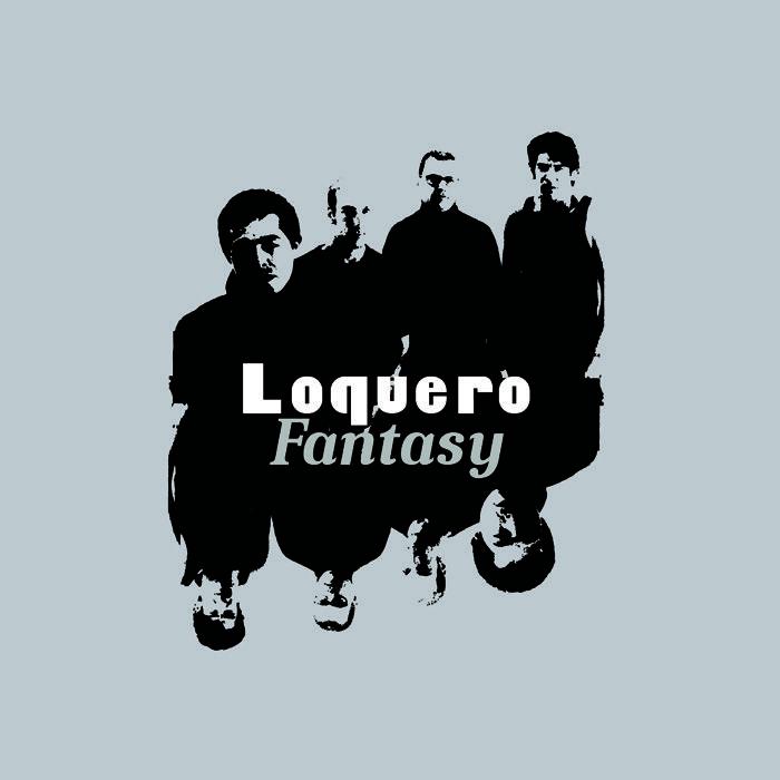 Loquero - Fantasy LP / Inhumano