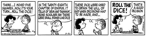 urim and thummim in exodus