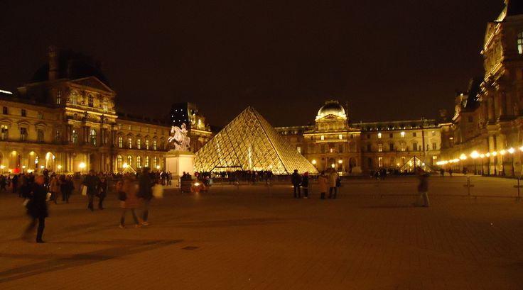 Paris, je t'aime...