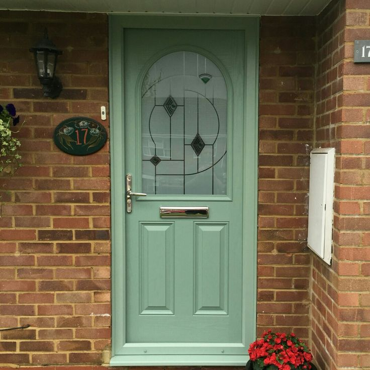 Yale Composite Front Doors: 33 Best Chartwell Green Front Doors Images On Pinterest