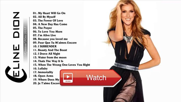 Celine Dion Greatest Hits The Best of Celine Dion Playlist  Celine Dion Greatest Hits The Best of Celine Dion Playlist Celine Dion Greatest Hits The Best of Celine Dion Playli