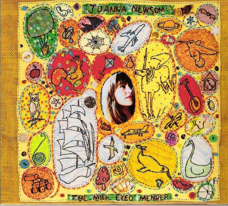 The Milk-Eyed Mender (2004) - Joanna Newsom