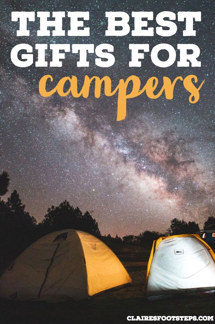 Pin on Camping Gift Ideas
