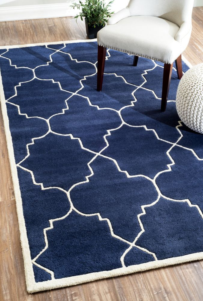 Bring Style And Elegance Into Your Room Setting With This Wool Rug Is Handmade 100 Percent Features A Durable Plush Pile