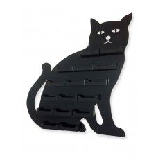 10 best wall mount business card holders images on pinterest 16 pocket business card holder black cat acrilyc horizontal wall mount colourmoves
