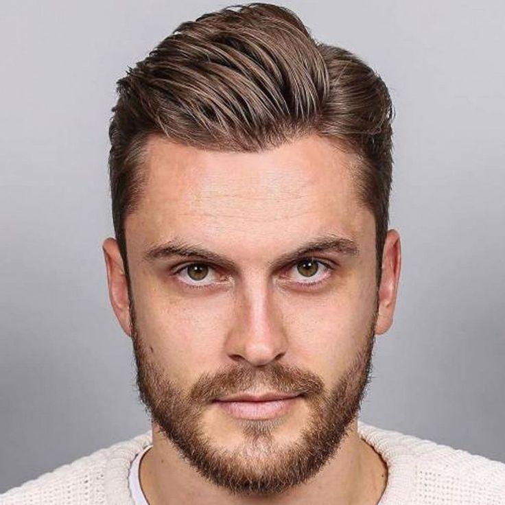 #Kurzhaar Frisuren für Männer 2018 Kurzes Haar #Frisuren #