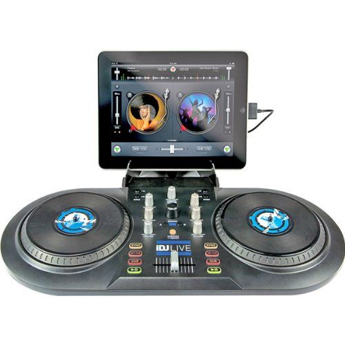iDJ Live is the easiest way to become a DJ with your iPod touch, iPhone or iPad. This iOS-DJ controller is perfect for anyone from Pro DJs to music lovers who have never tried DJing before. The iDJ Li.
