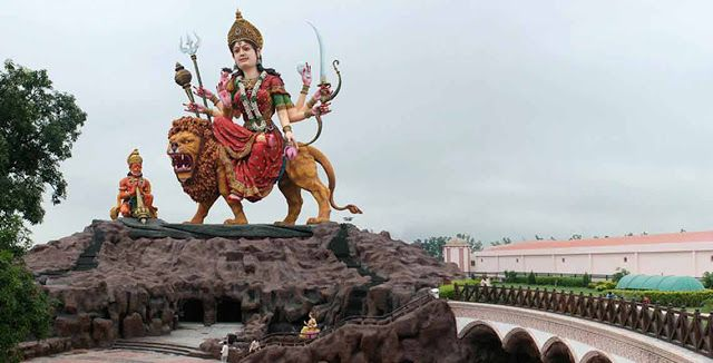 Best Places To Visit In Mathura And Vrindavan: 98. Maa Vaishno Devi Temple    Vaishno devi, Devi, Temple