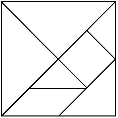 tangram puzzler-great for students who finish early!