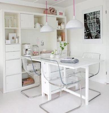 Decorando con la mesa plegable norden de ikea para zona - Mesa plegable con sillas dentro ...