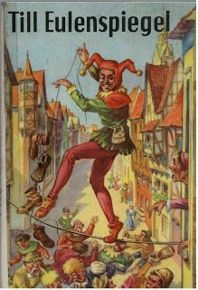 Tyl Eulenspiegal was a very famous German jester about whom a great many stories have been told.  He has entered German folklore.