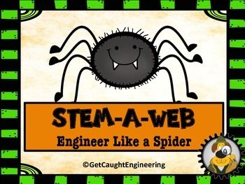 STEM and Spider Webs!!