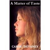 A Matter of Taste (Kindle Edition)By Carol DeVaney