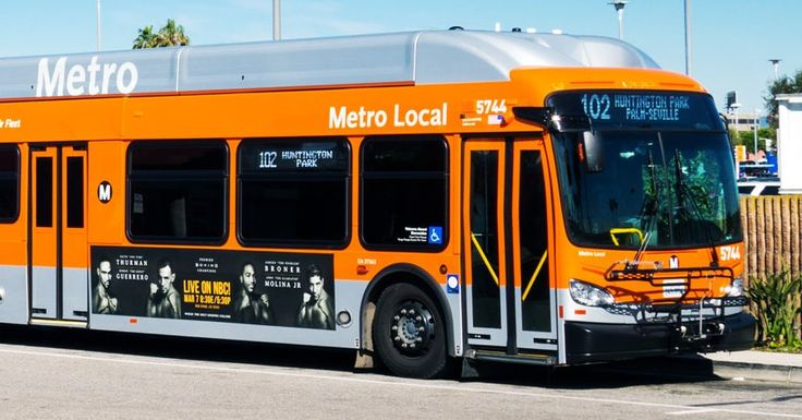 LA Metro Looks to Rideshare Companies Like Uber, Lyft, and Chariot to Build the Future of Public Transit