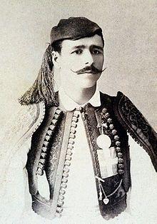 1896 Spyridon Louis (Grèce) JO de Athénes Grèce