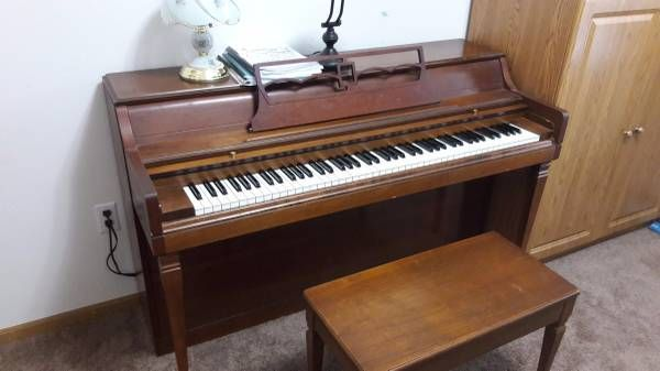 Rudolph Wurlitzer ----piano---- - musical instruments - by owner - sale