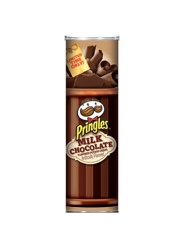 Pringles Unveils Milk Chocolate-Flavored Chips for Holidays http://greatideas.people.com/2014/11/17/pringles-milk-chocolate-chips-holiday-flavor/