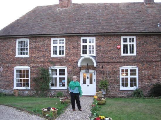 manor houses of england | Molland Manor House : Molland House exterior