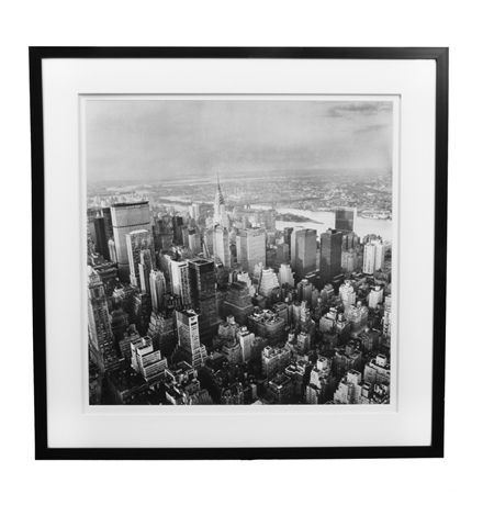 New York Framed Print - 94 x 94 main image
