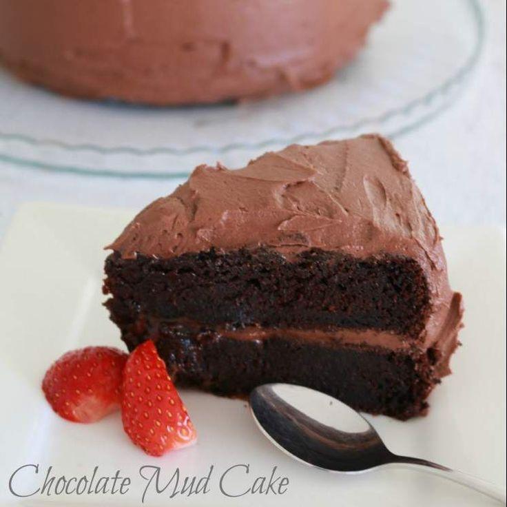 Chocolate Mud Cake Thermomix Tm