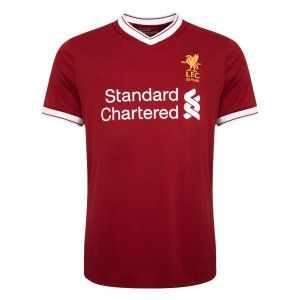2017 Cheap Jersey Liverpool FC Home Replica Football Shirt [AFC118]