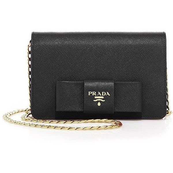 Prada Wallet With Chain