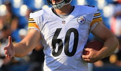 Steelers Free Agency 2013: Long-Snapper Greg Warren re-signed