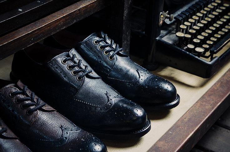 Sapato Brogue West Coast