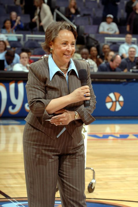 2001 - SHEILA JOHNSON - BUSINESS - First African-American female billionaire. --- Sheila Johnson, owner and president of the Washington Myst...
