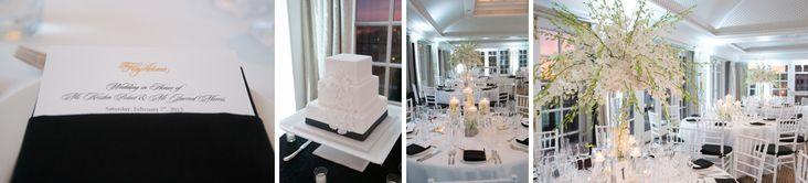 wedding reception at Hay Adams Hotel  Washington DC