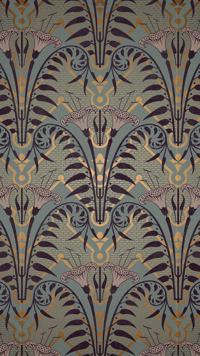 Art Deco Nouveau: 25+ Best Ideas About Art Nouveau Wallpaper On Pinterest