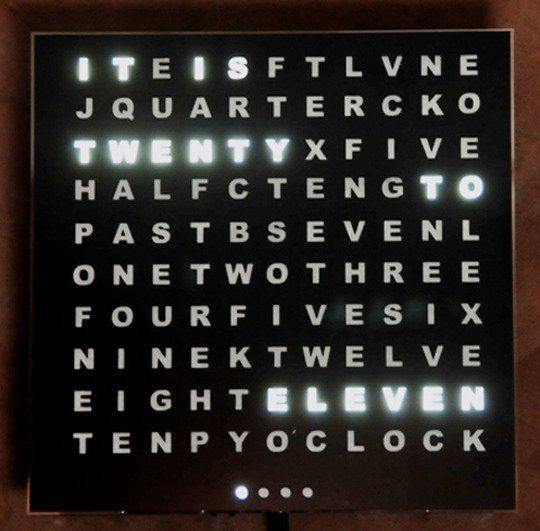 Best Wall Clocks 2011