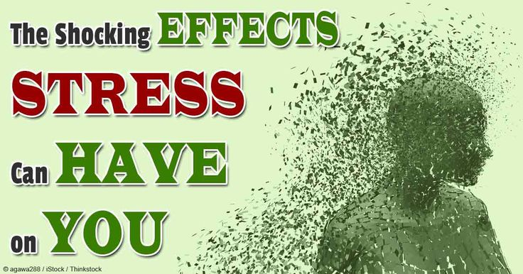 Stress is not just in your head -- chronic stress can trigger symptoms and full-blown disease in your gut. http://articles.mercola.com/sites/articles/archive/2015/03/12/chronic-stress.aspx