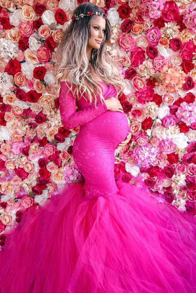 Hot Baby Shower Dresses