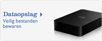 Voor je al multimedia, bestanden en backups, je vindt hier de juiste opslag.