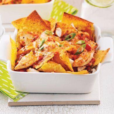 Casserole de poulet à la mexicaine - Soupers de semaine - Recettes 5-15 - Recettes express 5/15 - Pratico Pratique