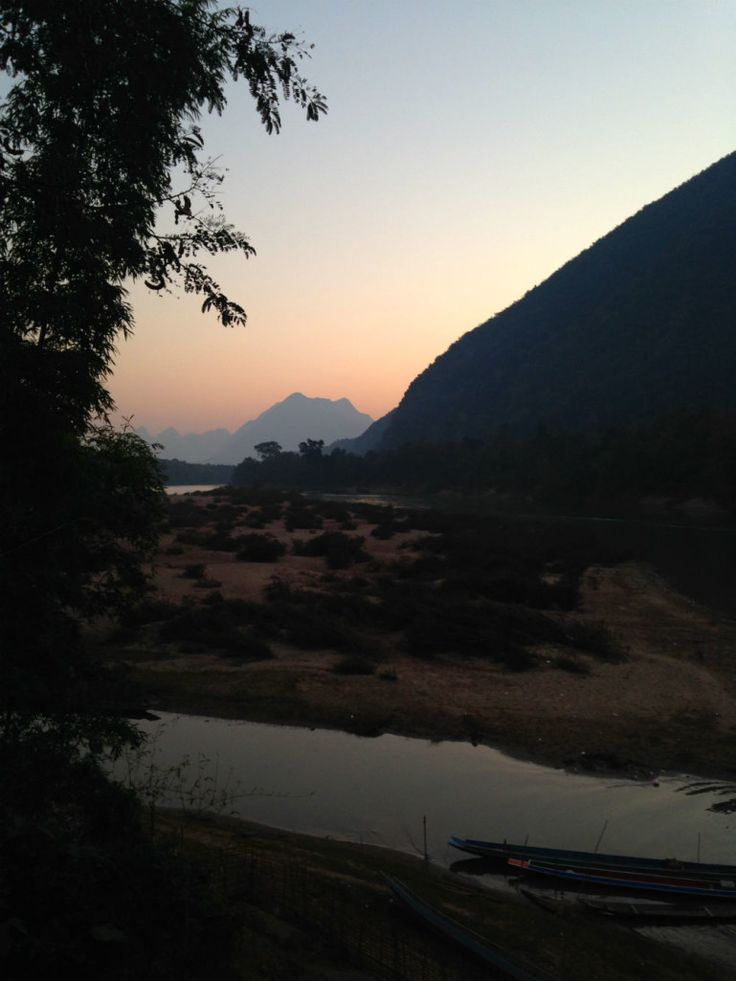 Muang Ngoi Neua, #Laos - destination 3.5 on our 12-city tour of Southeast #Asia.   This 12-city tour of #SEAsia takes the guesswork out of planning your trip.  http://thehappypassport.com/southeast-asia-travel-itinerary/