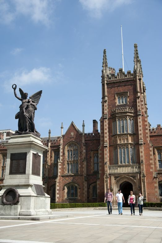 Opened way back in 1849 (but with roots stretching as far as 1810), Queen's University Belfast has grown from 343 pupils in its early days to a mammoth student body of 25,000 today. In fact, it's now one of the largest employers in Northern Ireland, with 3,903 people on staff – that's a lot more than the 23 trailblazing professors that imparted their knowledge back in the 19th century!