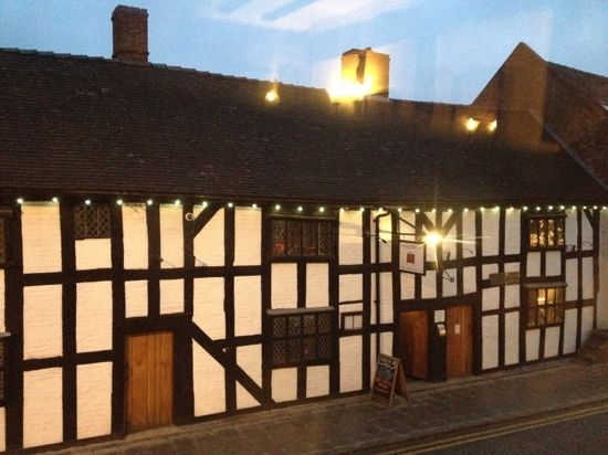 The Cheshire Cat (Nantwich) - Hotel Reviews ,remember when this was a night club and disco