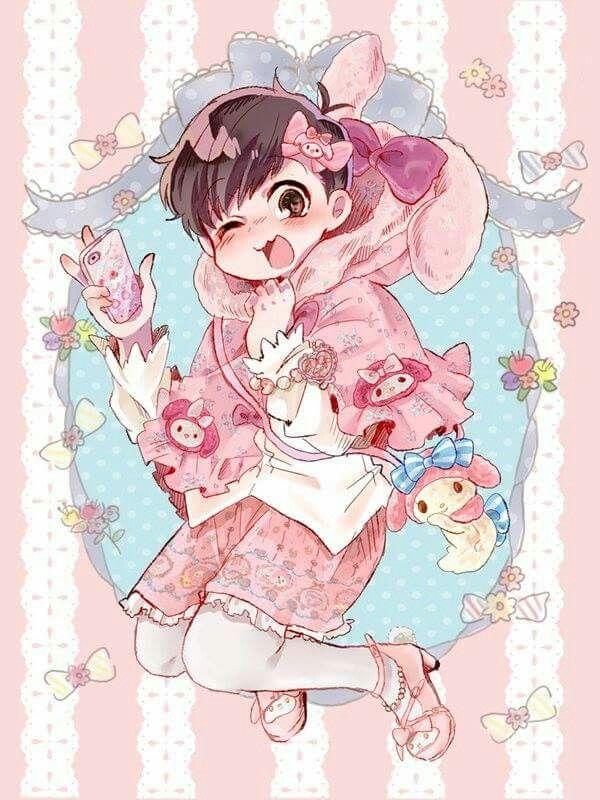 Osomatsu-san- Todomatsu #Anime「♡」San-x/ Sanrio