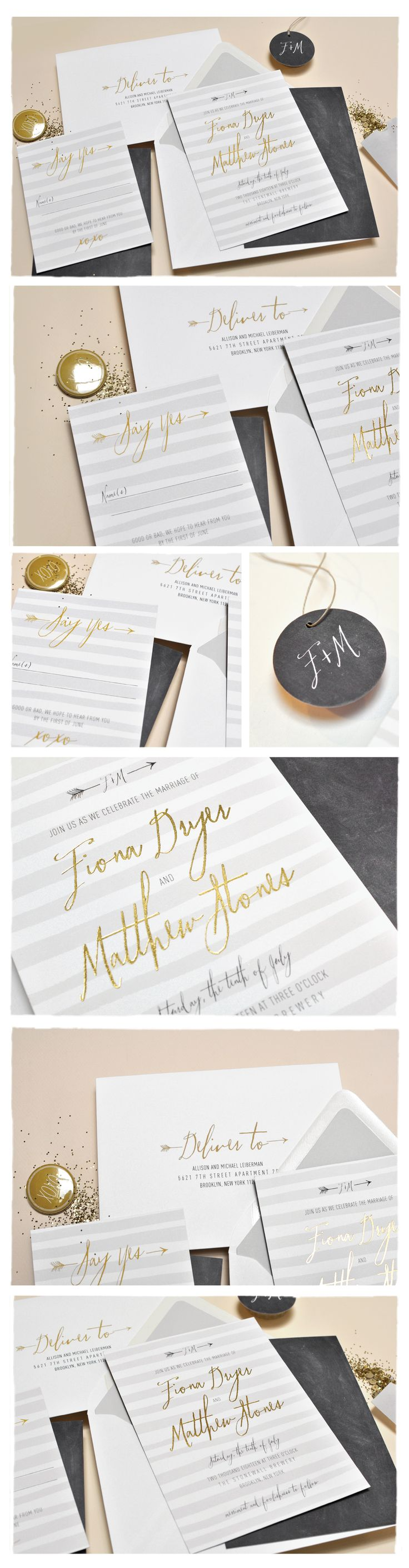 24 Best Wedding Invitations Images On Pinterest Wedding Ideas