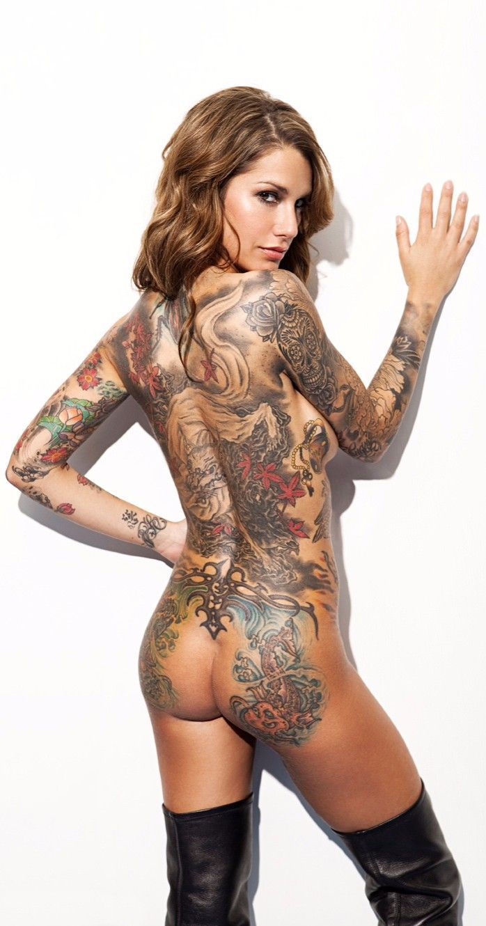 and-daughter-naked-tattooed-honeys