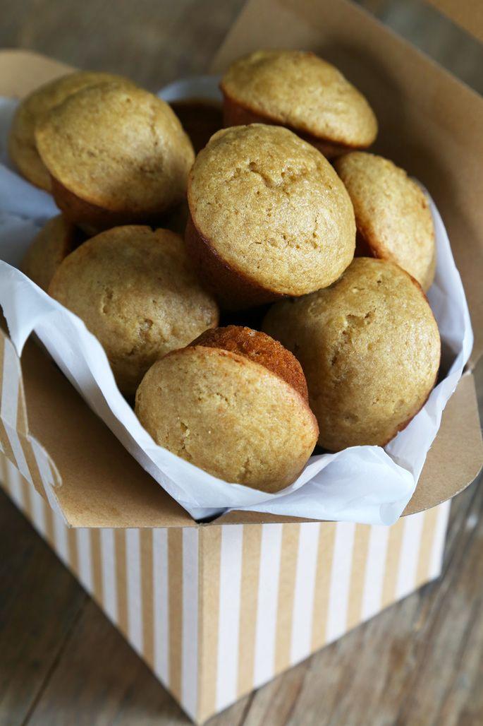Little Bites-Style Gluten Free Banana Muffins