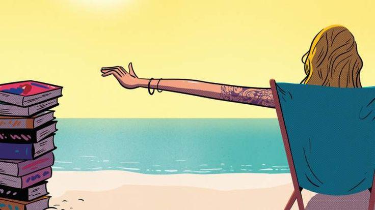 Όπου και αν σας βρει το καλοκαίρι, είτε σε κάποια παραλία είτε στο μπαλκόνι του σπιτιού σας, το TVXS.gr σε συνεργασία με τον ΙΑΝΟ σας παρουσιάζει δέκα βιβλία για όλα τα γούστα που θα σας κρατήσουν ...