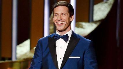 Andy Samberg's top 10 jokes from the Emmys opening monologue - NY Daily News