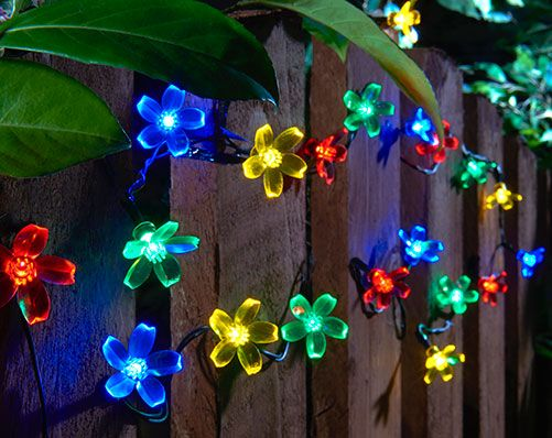 Blossom String Lights For more lovely ideas, come visit our Facebook Group https://www.facebook.com/groups/supersupermarket/